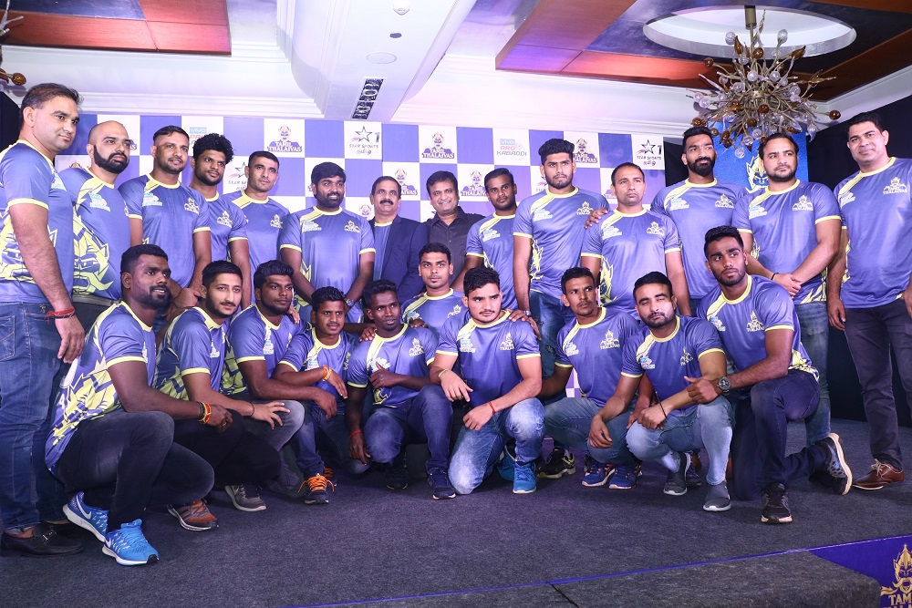 Vijay Sethupathi face of VIVO Pro Kabaddi with Tamil Thalaivas team