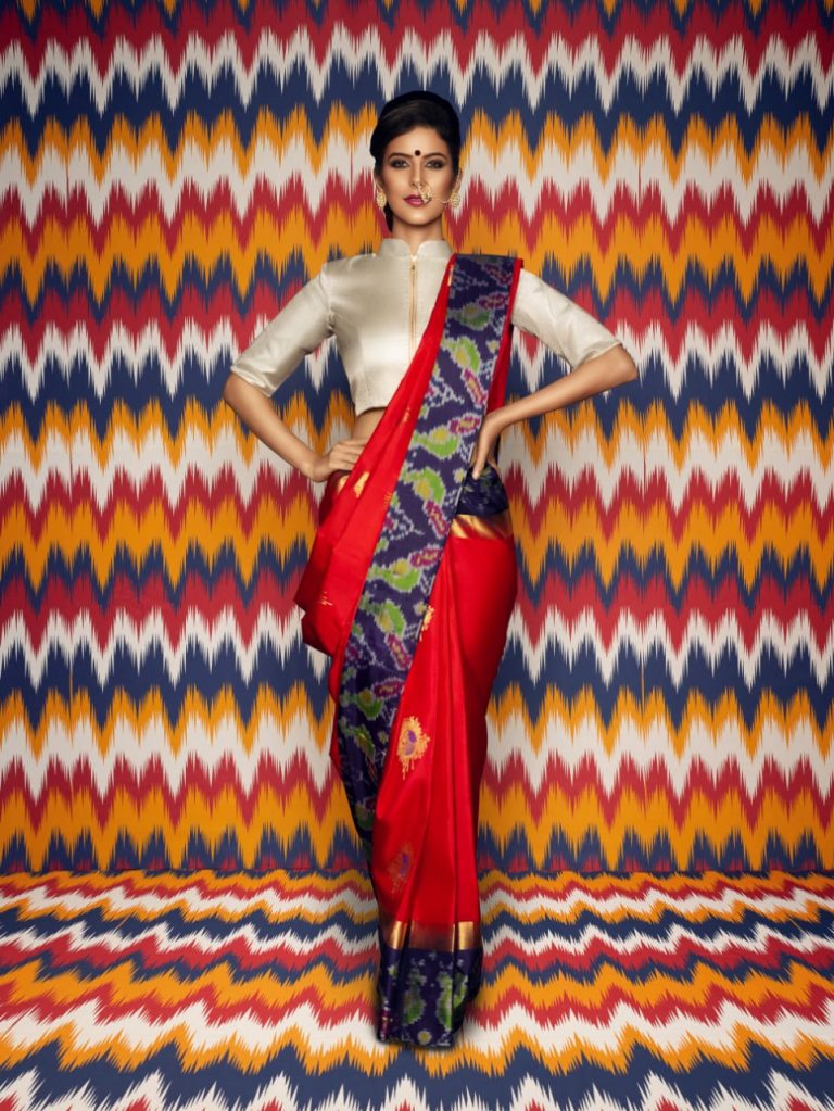 Faceinews com » Doll up this Diwali with Sri Palam Silks