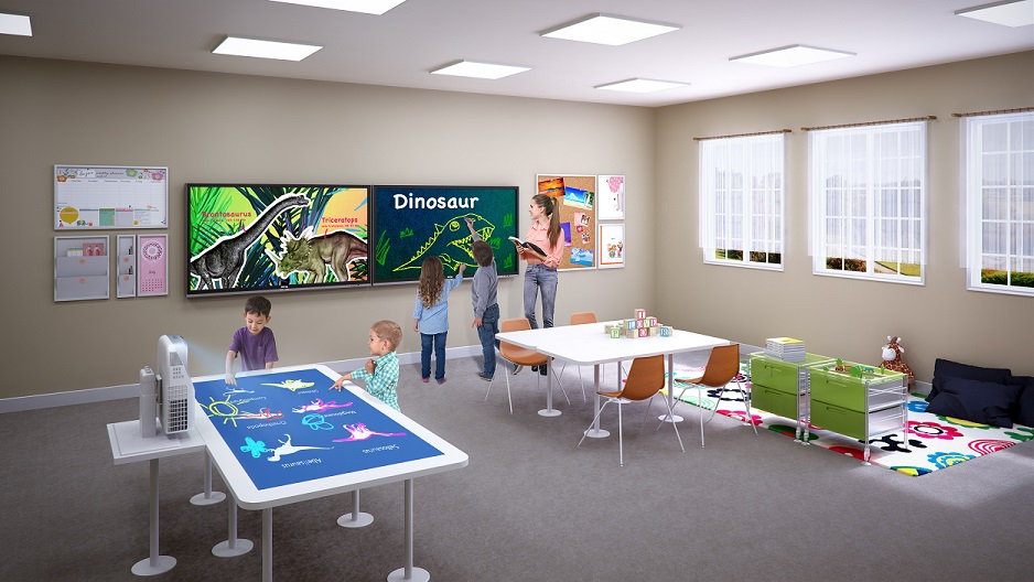 Press Release_BenQ launches its latest Education Interactive Flat Panel Display RM5501K for enhanced interactive learning