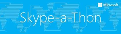 Microsoft Skype-a-Thon