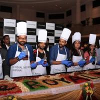 Rahul Nambiar, Naresh Iyer, Aalap Raju, Lucky,Aishwarya and Chairman Periyasaamy