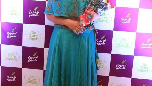 Firangi Falooda was launched by Actress Yashika Aannand on November 2018 at Anna Nagar