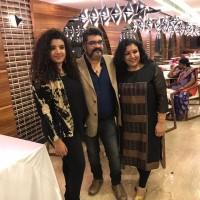 Deepali, Devanand and Chanda