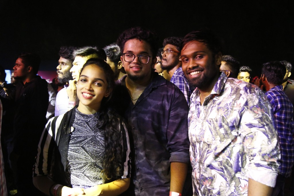 Nakshathra, Roshan and Vijay