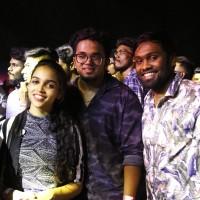 Nakshathra, Roshan and Vijay