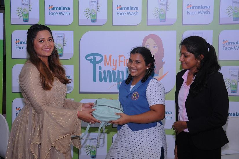 Photo 1 - Keerthika Damodharan - Brand Manager, Facewash Consumer Product Division, The Himalaya Drug Company