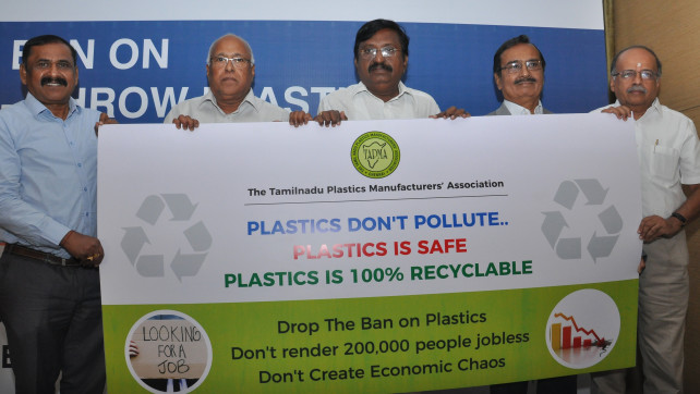 TAPMA Plans Huge Demonstration on 13th Dec. for Withdrawal of Plastics Ban
