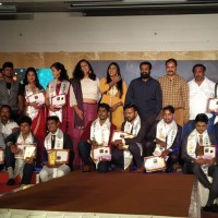 Mr. CK. Kumaravel, Co-founder, Naturals, Dr. Vasanth S. Sai, Film Director, Actress Puvisha Manoharan awarded the certificates and trophies to the future celebrities.