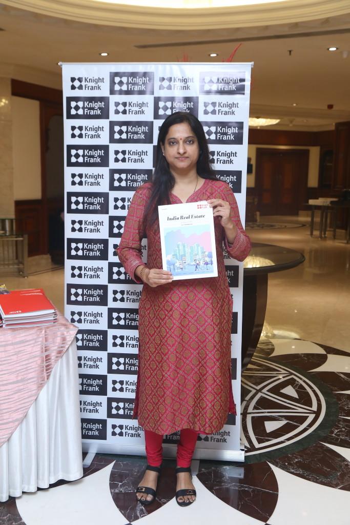 Ms kanchana krishnan - Director Knight Frank Chennai