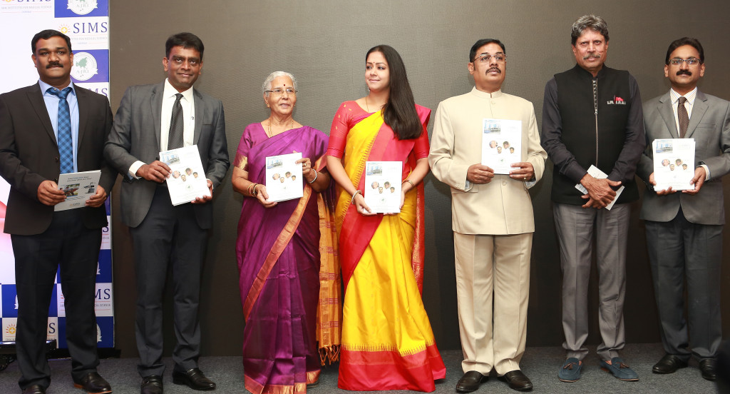 Release of Patient Information Booklet & Felicitation Photo 2