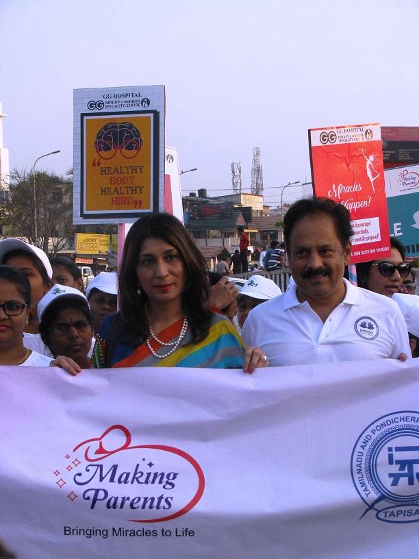 Dr.Rishma Dhillon Pai & Dr. Sanjeeva Reddy