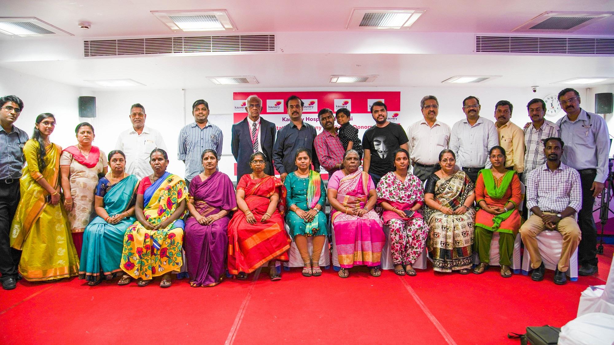 Kauvery Hospital - World Kidney Day Felicitation Ceremony - 04