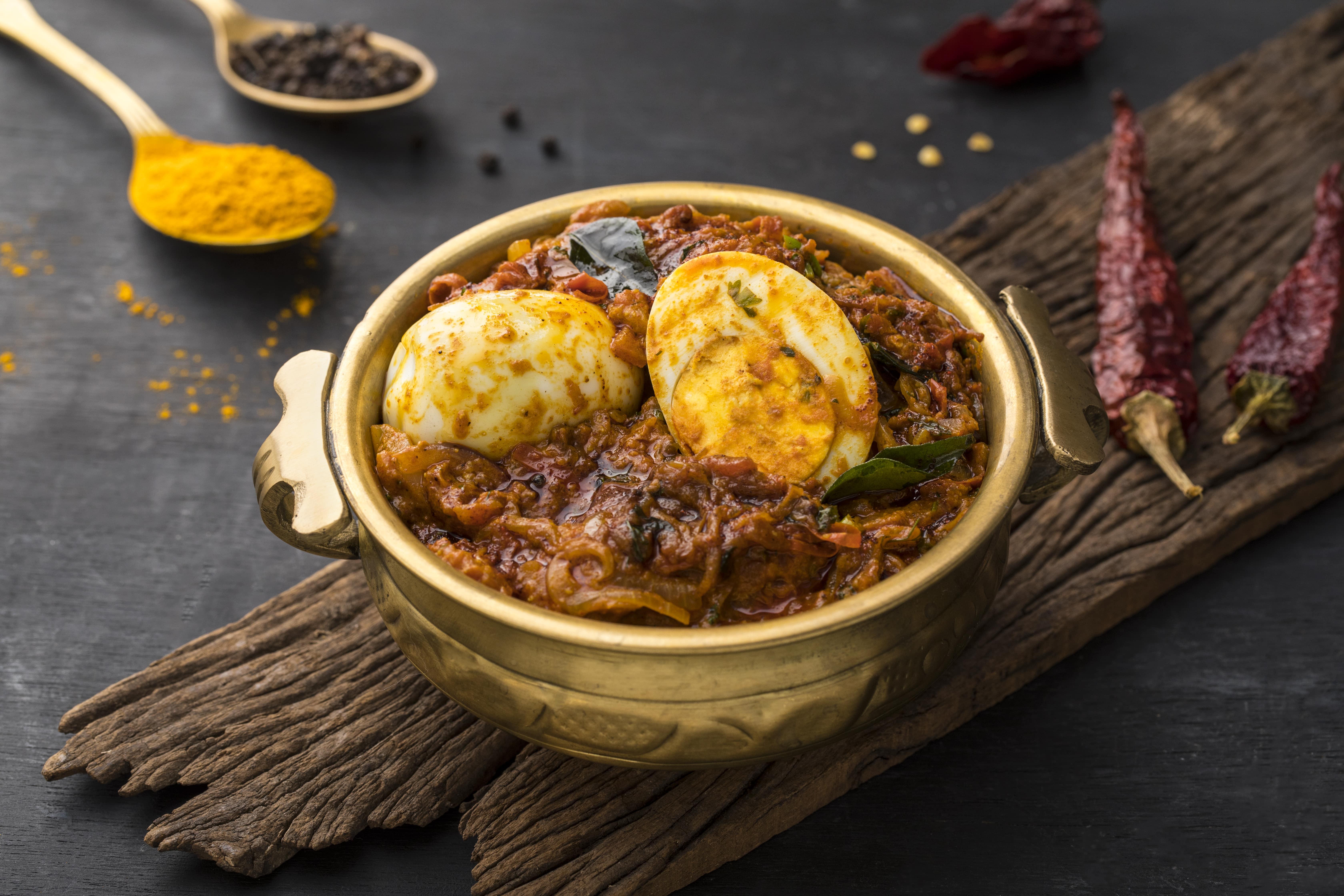 Malabar Muttai Roast
