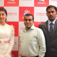 Ms.Pranitha-Brand Ambassador Pixalive, Mr.Nitish Jain - Nominee Director, MAS Sealing Systems (P) Ltd., Mr. Rajasekar Sundaresan- Founder & CEO, Pixalive