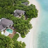 Beach Pool Villa Sunrise - Elevated View - JW Marriott Maldives Resort & Spa-1699x1282